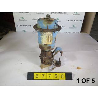 1 OF 5 - ACTUATOR - NELES JAMESBURY - QUADRA-POWR II - USED