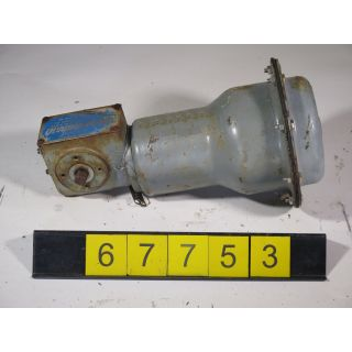 ACTUATOR - JAMESBURY - QUADRA-POWR - USED