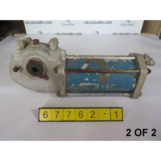 2 OF 2 - ACTUATOR - JAMESBURY - USED