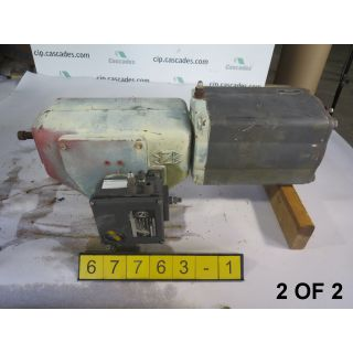 2 OF 2 - ACTUATOR - NELES JAMESBURY - USED