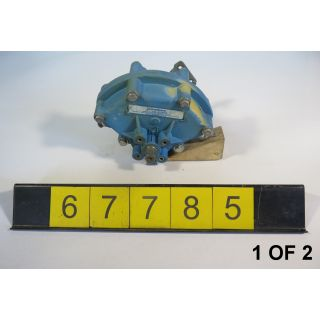 1 OF 2 - ACTUATOR - JAMESBURY V-60 - USED