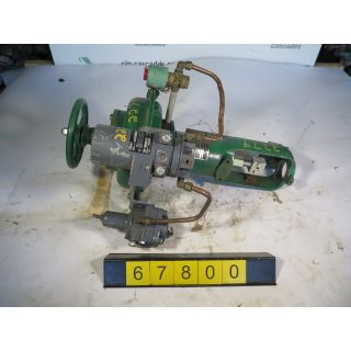 ACTUATOR - FISHER 667 - USED