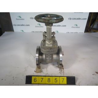 "GATE VALVE MANUAL - TRUELINE CN-136 - 3"" - USED"