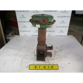 ACTUATOR - FISHER 8550-1051 - USED