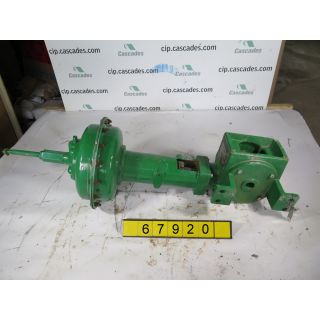 ACTUATOR - FISHER - 1052 - USED