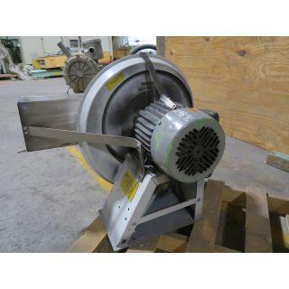 Pre-Owned - BLOWER - KONGSLIDE - TRL-40 - KONGSLIDE - TRL 40 - 3 HP - 3515 RPM - FOR SALE