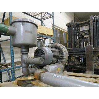 Blower - Air handling - Paper mills equipment