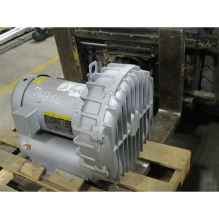BLOWER - GAST IDEX - R7100A-3 - GAST mfg. - R7100A-3 - 10HP - 3600 RPM - STORE SURPLUS - FOR SALE