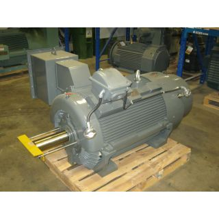 MOTOR - AC - Teco-Westinghouse - 300 HP - 1800 RPM - 2300 V - TEFC - FOR SALE