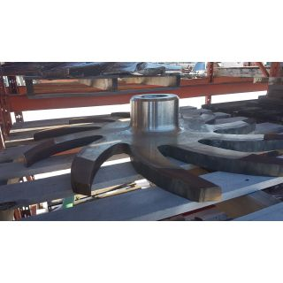 ROTOR - LOWER HOUSING - COMBISORTER - VOITH SULZER # 12