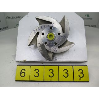 IMPELLER - DURCO MARK III - 3 x 1.5 - 8