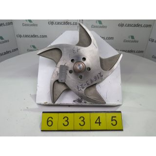 IMPELLER - DURCO MARK III - 3 x 1.5 - 13