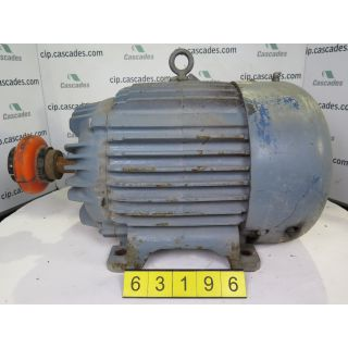 MOTOR - AC - SIEMENS 50 HP - 3545 RPM - 460 VOLTS