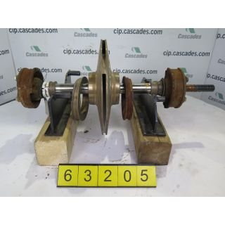ROTATING ASSY - GOULDS 3405S - 3 x 4 - 12