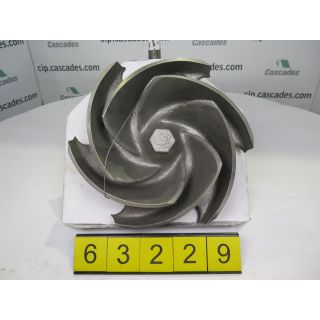 IMPELLER - GOULDS 3196 XLT - 6 X 8 - 13 - STORE SURPLUS