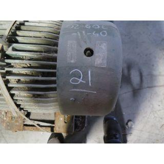 MOTOR - AC - WEG - 50 HP - 1800 RPM - 230/460 VOLTS