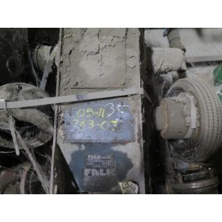 GEARBOX - FALK 2080Y1-L - 150 HP - RATIO: 1.893 to 1