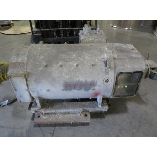 MOTOR - DC - GENERAL ELECTRIC - 300 HP - 1150/1600 RPM - 500 V ARM. - 240/120 V FIELD