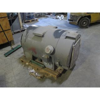 MOTOR - AC - GENERAL ELECTRIC - 250 HP - 1800 RPM - 4160 VOLTS