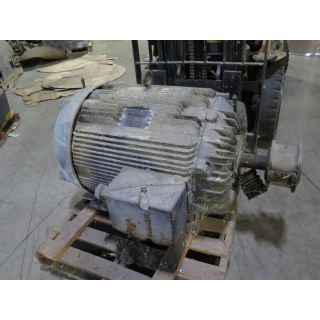 MOTOR - AC - SIEMENS - 250 HP - 1800 RPM - 2300/4000 VOLTS