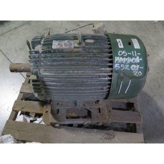 MOTOR - AC - TOSHIBA - EQP III-841 - 75 HP - 575 VOLTS
