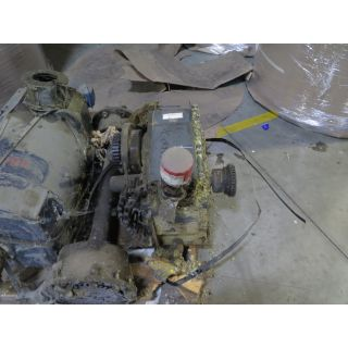 GEARBOX - FALK 2050Y1-B - 75 HP - RATIO: 3.440 to 1