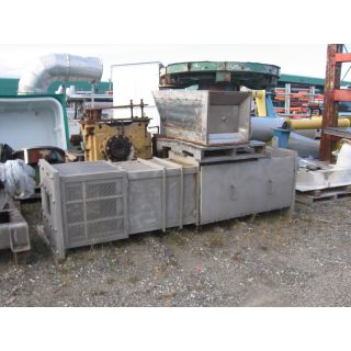 Compactor - Pulp and paper Dewatering Rejects