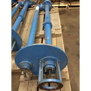 VERTICAL SLURRY PUMP - GOULDS 3171 S - 4 X 4 - 8 - FOR SALE