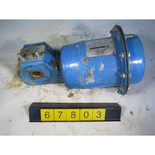 ACTUATOR - JAMESBURY - QUADRA-POWR II - USED