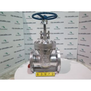 "GATE VALVE MANUAL - VELAN - 6"" - REFURBISHED"