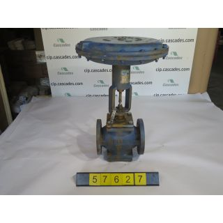 "LINEAR - GLOBE VALVE - WARREN - 2.500"" - USED"