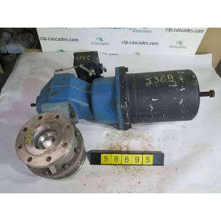 "BALL VALVE - KAMYR PC04-AAS - 4"" - USED"