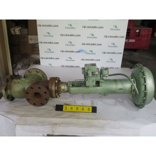 "THERMOCOMPRESSOR - JOHNSON - 6"" - USED"