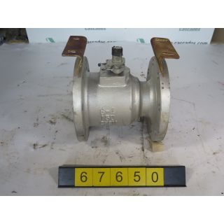 "BALL VALVE - VCI - 6-4"" - USED"