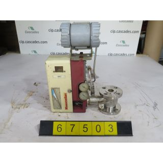 "USED GLOBE VALVE - MASONEILAN 28000 SERIES - MODEL: 28110 - 1"" - FOR SALE"