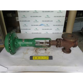 "THERMOCOMPRESSOR - SCHUTTE & KOERTING - WH-29245 - 2"" - USED"
