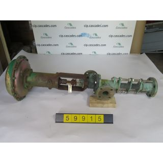 "THERMOCOMPRESSOR - SCHUTTE & KOERTING - 1.500"" - USED"