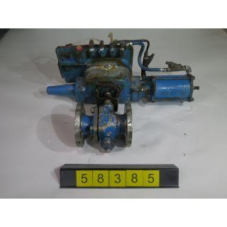 "V-BALL VALVE - KTM V-676 - 2"" - USED"