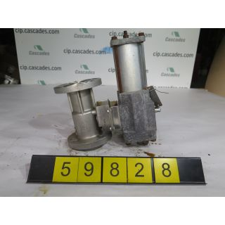 "V-BALL VALVE - APOLLO - 1 1/2"" - USED"