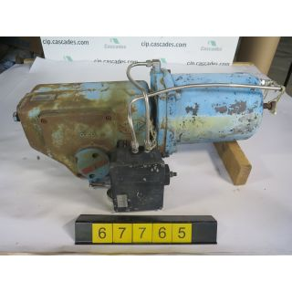 ACTUATOR - NELES JAMESBURY BC20- USED
