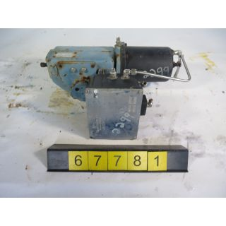 1 OF 2 - ACTUATOR - NELES OY KAMYR - BC-10 - USED
