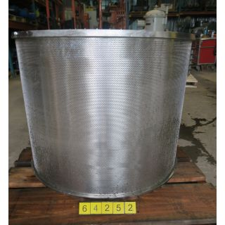 BASKET PRESSURE SCREEN - BRDM 400U/CR