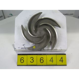 IMPELLER - GOULDS 3196 M - 1.5 X 3 - 10 - STORE SURPLUS