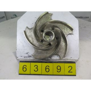 IMPELLER - BABCOCK-WILCOX 3/4 SL-OF - 4 X 3