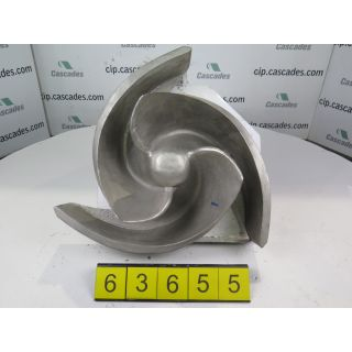 IMPELLER - ALLIS-CHALMERS PWO-A2 - 10 X 8 - 17 - USED