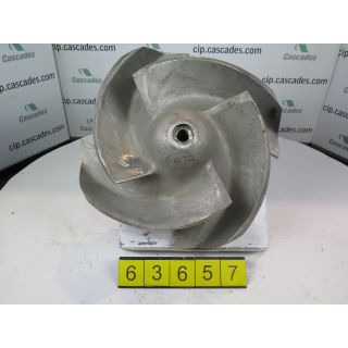 IMPELLER - GOULDS 3175 M - 10 X 12 - 22 - USED