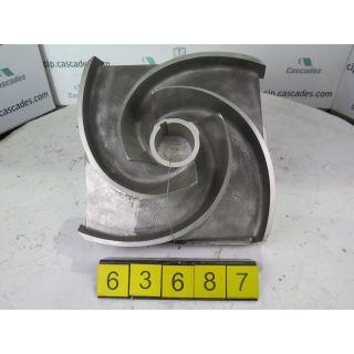 IMPELLER - BABCOCK-WILCOX 4/8 PN-O - 8 X 4