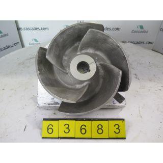 IMPELLER - BABCOCK-WILCOX 8/10 SN-OF - 10 X 8