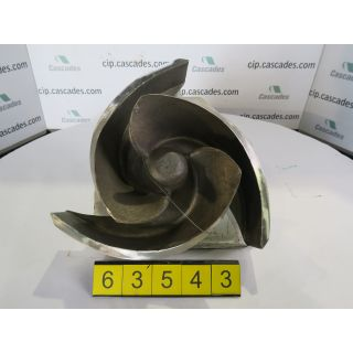 IMPELLER - ALLIS-CHALMERS PWO-A2 - 8 X 10 - 17 - USED