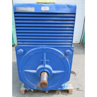 MOTOR - AC - WESTINGHOUSE - 500 HP - 710 RPM - 2300 VOLTS